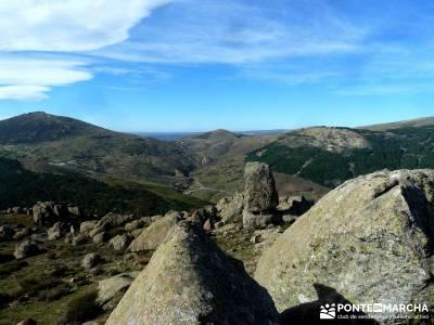 Las Machotas - Senderismo entresemana - Pico de El Fraile y los Tres Ermitaños; salidas por madrid